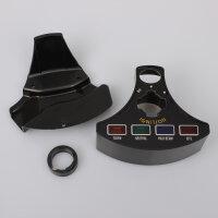 Armaturen Kappen Set für Kawasaki Z 900 Z1 Z1A Z1B # 25023-011 25024-011