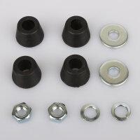 Armaturenhalter Gummischrauben für Kawasaki Z 550 650 750 900 1000 # 92075-080