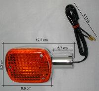 Blinker-Set Honda CA 125 VT 500 700 750 VF 1100 33600-MB1-671 33400-KR3-660