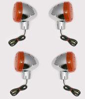 Blinker-Set Honda CA 125 VT 600 750 1100 VTX 1300 1800 GL 1500 33450-MNO-003