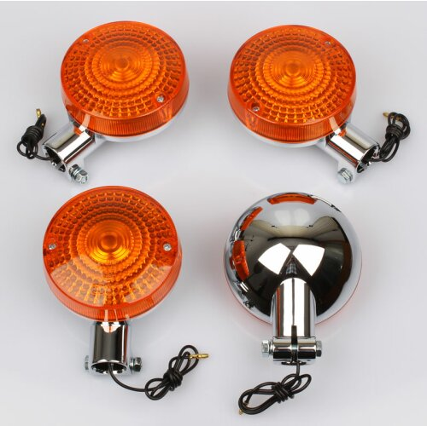 Blinker Set Emgo 60-28021 60-28022