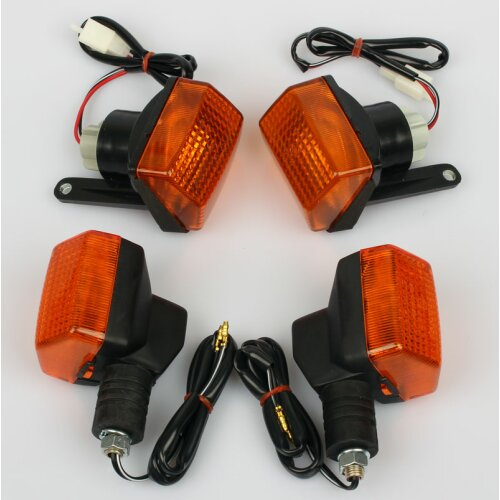 Blinker-Set Honda CBR 600 F PC19 PC23 87-90 33450-MN4-671 33500-MN4-601
