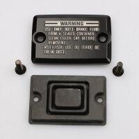 Deckel Dichtung Bremsbehälter / Kupplungsbehälter für Kawasaki EX 500 ZR 550 ZX 600 ZR 750