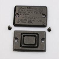 Deckel Dichtung Bremsbehälter / Kupplungsbehälter für Kawasaki EX 500 ZX 600 900 1100 ZG 1000 1200