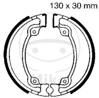 Bremsbacken mit Feder für Honda CA 125 CMX 250 VT 125 XL 250 500 600 XR 500