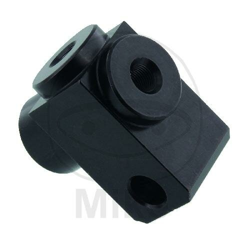 3-way distributor screwed TYPE 8813 M10 x 1.00 black