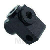 3-Wege-Verteiler geschraubt TYP 8813 M10 x 1.00 schwarz