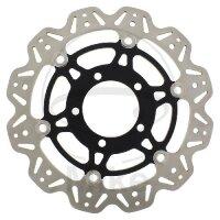 Bremsscheibe VEE EBC schwarz für Kawasaki Z 750 1000 ZX-10R 1000 ZX-6R 600 636 ZX-6RR 600